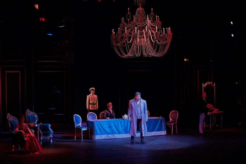 Афиша театра абая в семее